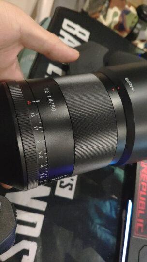 索尼(SONY)Planar T* FE 50mm F1.4 ZA全画幅蔡司标准定焦微单相机镜头 E卡口(SEL50F14Z)人像 街拍 夜景 晒单图