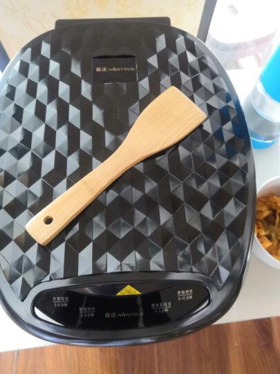 金正(NINTAUS) 电饼铛家用双面加热煎烤机烙饼机三明治早餐机蛋饼机薄饼机煎饼烙饼锅 黑色款 晒单图