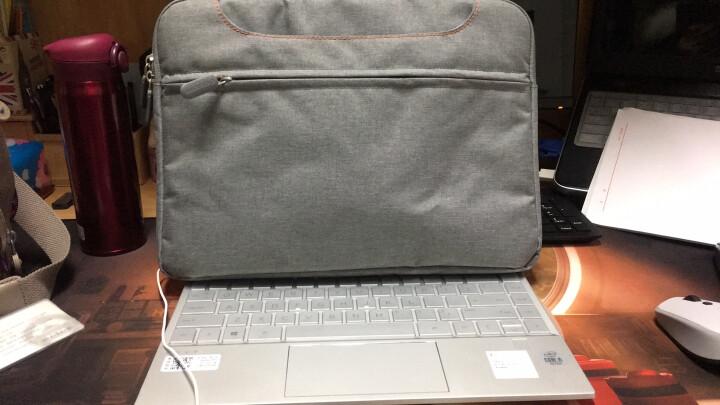 奥维尼 非凡系列电脑包 15.6英寸笔记本内胆包 联想Y7000P华硕 飞行堡垒7戴尔惠普 灰色 晒单图