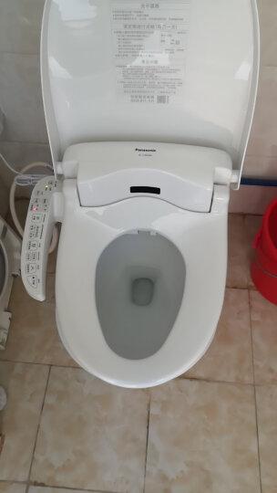 松下(panasonic)智能马桶盖洁身器日本电子坐便盖板加热冲洗1125长款 晒单图