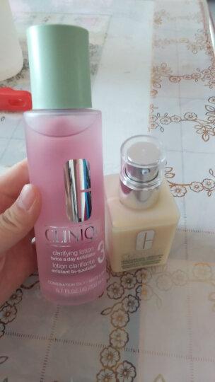 倩碧(CLINIQUE)明肌净透水1.0号200ml(爽肤水 温和  敏感肌肤 补水保湿) 晒单图