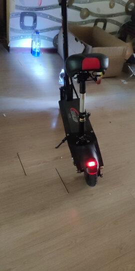 希洛普(SEALUP) 锂电池折叠迷你电动车 城市便携电瓶车  电动滑板车 可折叠电动车电瓶车 Q9/国家3C电机/21.0AH/70-80km 晒单图