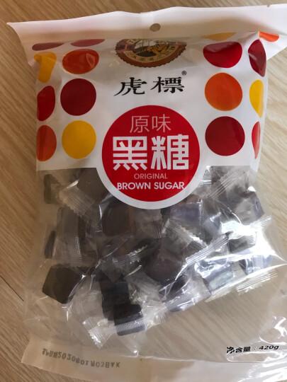 中国香港品牌 虎标 红枣桂圆黑糖块 红糖块 红枣茶 150g/瓶 晒单图