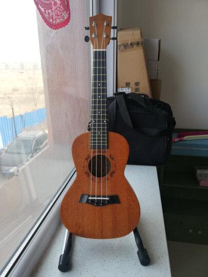 Flanger民谣古典电吉他支架木吉他尤克里里通用琴架子可拆卸 FL-04银色 晒单图