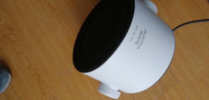 澳柯玛(AUCMA)取暖器/暖风机/电暖器/电暖气/取暖器家用/台式电暖气家用/小型电暖风迷你热暖脚NF18N316 晒单图