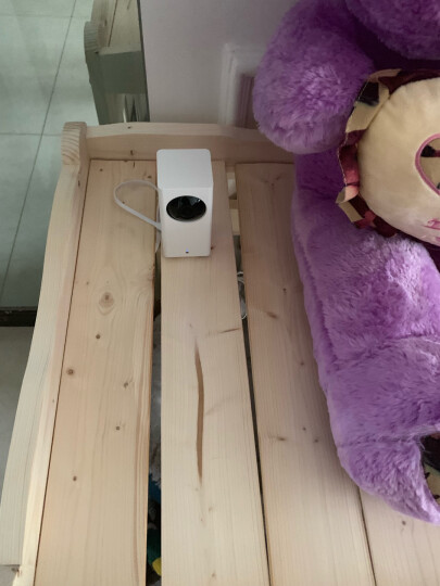华来小方 大方摄像头1080P云台版 无线wifi网络家用高清监控摄像头母婴看护 红外夜视 晒单图