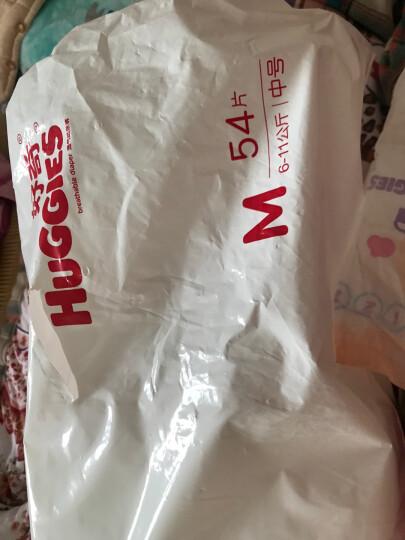好奇Huggies 金装纸尿裤 M162片 晒单图