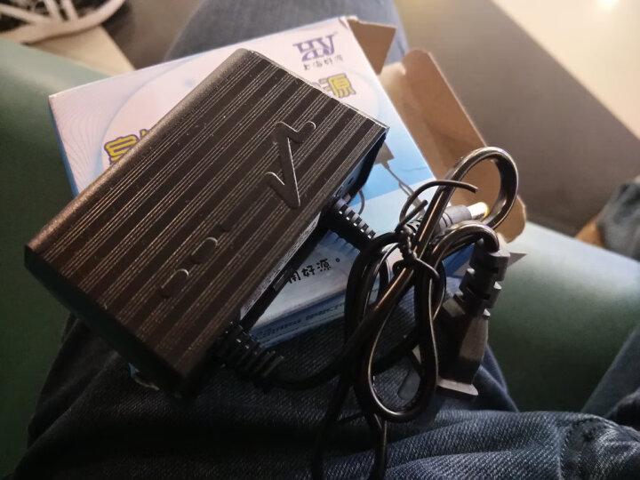 赛唯 监控摄像头专用电源适配器变压器DC12V2A 室外防水电源 3C认证 DC12V2A防水 晒单图