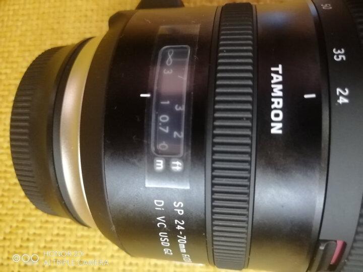 腾龙(Tamron)A032 SP 24-70mm F/2.8Di VC USD G2套装礼盒版 恒定大光圈标准变焦防抖镜头(尼康单反卡口) 晒单图