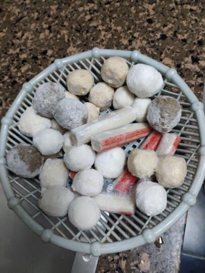 正大(CP)墨鱼丸 500g 火锅丸子 鸡肉丸子海鲜丸子火锅食材香锅冒菜麻辣烫食材烧烤食材 晒单图