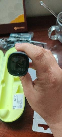 飞利浦(PHILIPS) 电动牙刷 成人声波震动钻石系列(自带刷头*2+充电旅行盒+充电玻璃杯) 黑钻HX9352/04 晒单图