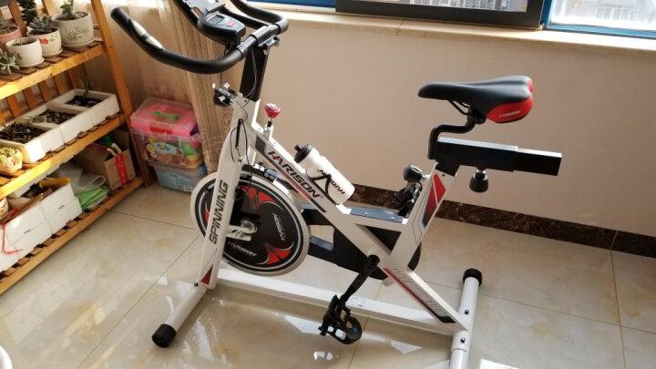 【全球畅卖】美国汉臣HARISON智能动感单车家用健身车静音室内自行车汉臣健身器材 升级款B1850PRO 晒单图