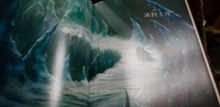 正版 魔兽世界编年史全套装:第三卷+第二卷+第一卷 中文版WOW官方小说画集画册魔兽设定集官方周边 晒单图