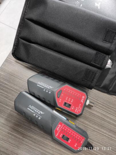 精明鼠 NF-268寻线仪 抗干扰无噪音寻线器测线器 查线仪巡线找线仪 晒单图
