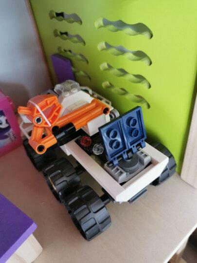 乐高(LEGO)积木 城市组系列City追踪重型拖车5-12岁 60137 儿童玩具 男孩女孩 生日礼物 晒单图