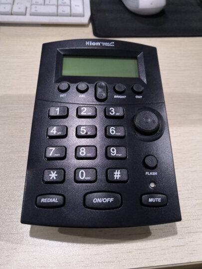 北恩(HION)DT60耳机电话机商务话务耳麦话务员电话适用于话务员/客服/呼叫中心办公固定有绳电话机座机 晒单图
