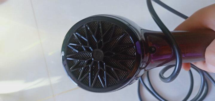 康夫(CONFU)电吹风机家用 KF-8888大功率2000W吹风筒冷热风 晒单图