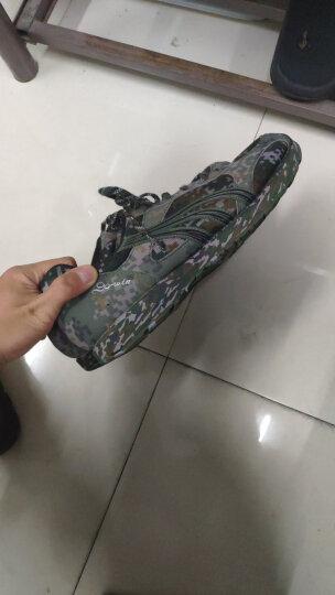 多威(Do-win)跑步鞋丛林迷彩男女军训马拉松跑步训练鞋  防滑透气耐磨 数码迷彩2711B 41 晒单图