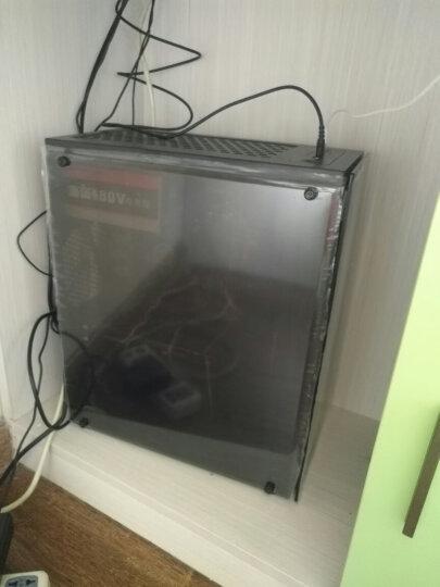 威龙远航 inte八核十六线程/32G内存/GTX1060-3G 游戏吃鸡电脑主机台式机DIY组装机 酷睿i7+8G+GTX1050 晒单图