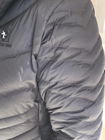BLACK YAK/布来亚克户外男款弹力保暖轻盈透气羽绒服FKM327/FKM329 FKM329男款 靛青色78 男款XL码180/96A 晒单图