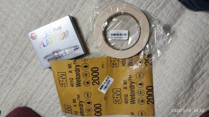 3M 砂纸 101Q 研磨砂纸 水磨砂纸 汽车漆面砂纸 P800 2张 晒单图