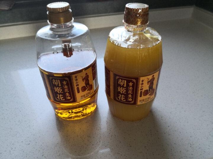 【到手价29.9】胡姬花古法小榨花生油900ml 压榨一级食用油 晒单图