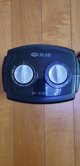 先锋(SINGFUN)取暖器家用 电暖器 速热摇头暖风机 台式电暖气DQ519 晒单图