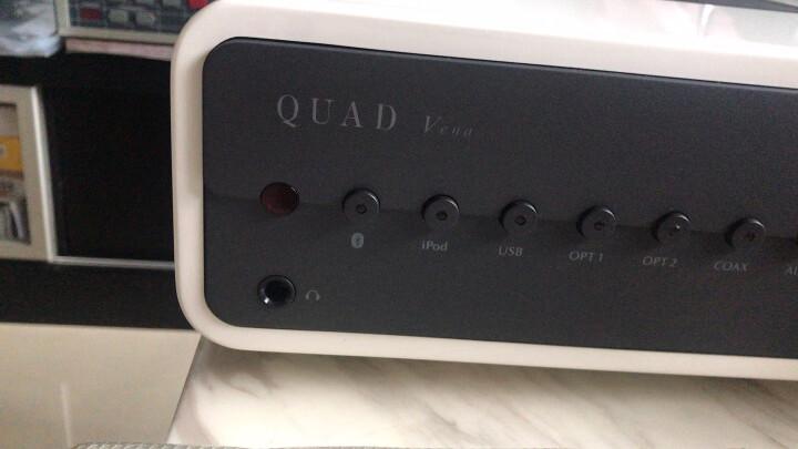 QUAD 英国/ 国都 VENA 薇娜HIFI功放 解码器 前级耳放 电子管扩音机/胆机音箱套装 11L 书架音箱 桃花心木 晒单图