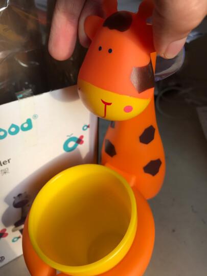 世纪宝贝(babyhood)儿童牙刷杯架 婴儿用品宝宝刷牙杯 长颈鹿 BH-703 晒单图