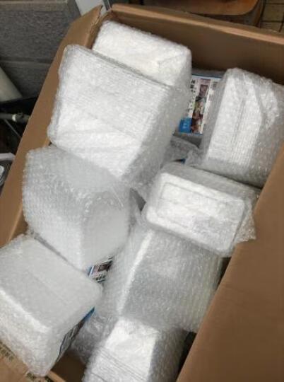 奥美洁 一次性餐盒方形透明塑料打包保鲜盒10只带盖1000毫升 晒单图