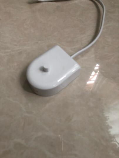 飞利浦(PHILIPS) 电动牙刷 成人声波震动(自带刷头*1)  HX6511(新老包装随机发货) 晒单图