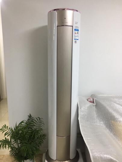 格力(GREE)静享 3匹 京品家电 变频冷暖 智能 静音 圆柱空调立式柜机KFR-72LW/(72555)FNhAd-A3(WIFI) 晒单图
