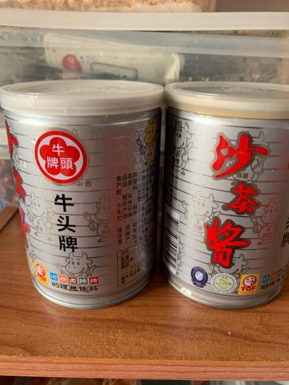 中国台湾 牛头牌 沙茶酱 火锅蘸料 250g 晒单图