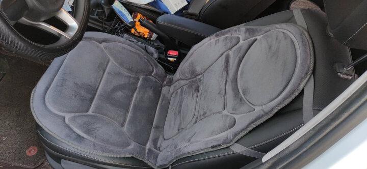 COMFIER 冬季汽车加热坐垫骨盆座垫 晒单图