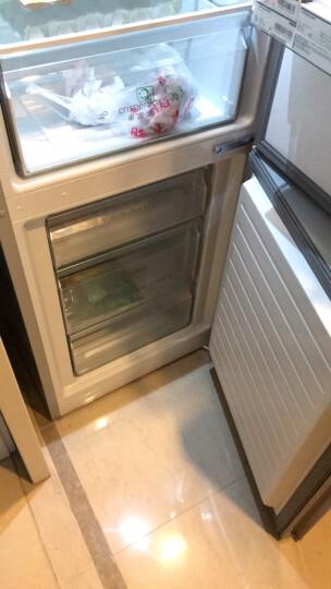 西门子(SIEMENS) 313升 双门冰箱 电脑温控(不锈钢色)BCD-313(KG32EV2S0C) 晒单图