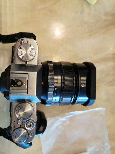 富士(FUJIFILM)XF35mm F1.4 R 标准镜头 小体积 大光圈 虚化流畅 X相机必备款 晒单图
