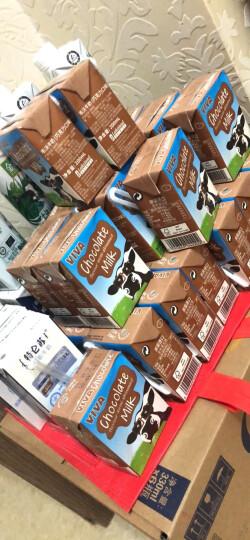 爱尔兰 进口牛奶 韦沃( VIVA)巧克力牛奶200ML*27盒 晒单图