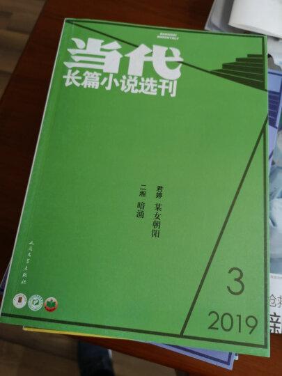 【上半年全】当代长篇小说选刊2020年1/2/3期共3本打包《笑的风》王蒙《他乡》现代文学过期刊杂志 晒单图