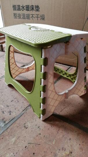 REDCAMP 折叠凳子便携式户外钓鱼凳子小板凳写生美术生椅子家用排队小马扎 米色小号 晒单图