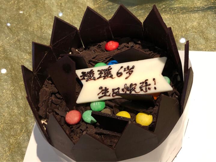 诺心 LECAKE 王子蛋糕 2-4人食 晒单图