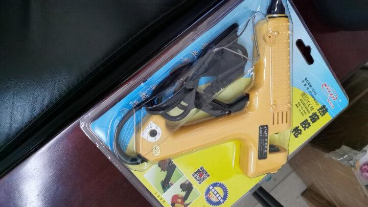 耐利澳(NYLEO)热熔胶枪150W/250W工业级可调温大功率胶枪 手工DIT玻璃胶枪 250W调温胶枪 晒单图