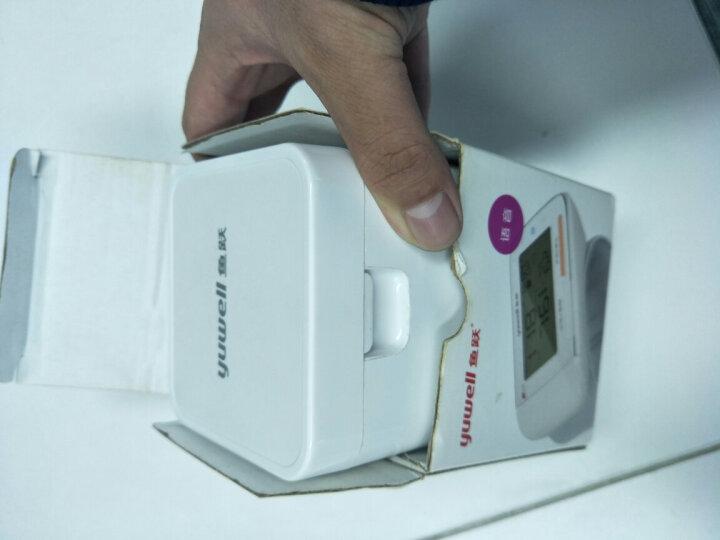 鱼跃(Yuwell) 血压计语音电子血压仪家用智能测量血压仪器全自动手腕式血压表 YE8900A非语音款 晒单图