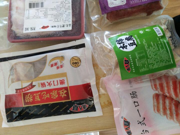 唐人基 烤肉肥牛片250g 肥牛卷 牛肉片 烧烤 火锅食材  晒单图