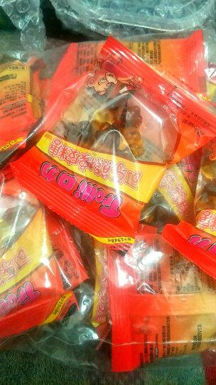 口力德国进口橡皮糖汉堡糖Trolli双层什果果汁软糖500g婚庆喜糖果儿童 红黑莓500g 晒单图