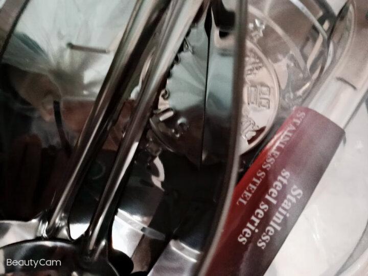 SenseYo 鸳鸯火锅锅厨房加厚家用304不锈钢涮锅带盖电磁炉专用锅商用隔板汤盆 鸳鸯火锅36cm带盖+送三件套 晒单图