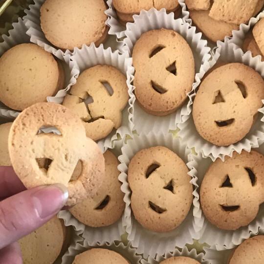优尚优品 丹麦风味曲奇饼干礼盒 办公室食品点心休闲零食 送礼礼盒装908g 晒单图