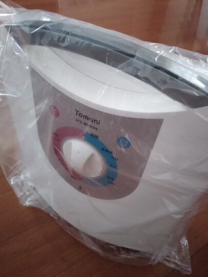 日本TOMONI取暖器家用电暖气暖风机电暖器家用浴室暖风机干衣机烘干风干机烘被暖被烘鞋机家电 干衣机+干衣袋+衣架 晒单图