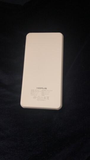 罗马仕(ROMOSS)HO10数显屏充电宝10000毫安手机移动电源超薄小巧便携双输入适用于苹果华为小米 晒单图