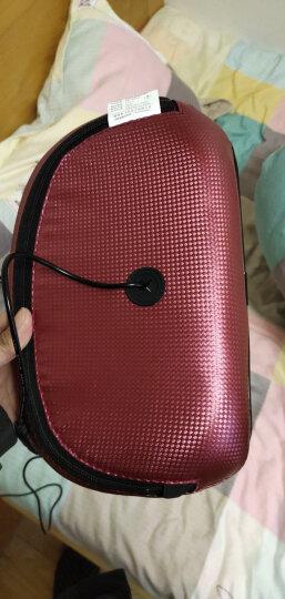 本博(BENBO)颈椎按摩器 颈椎护颈仪按摩枕头部肩颈部腰部背部按摩仪按摩垫全身靠垫 高配版(16头仿真人揉捏+推拿+指压+热敷) 晒单图