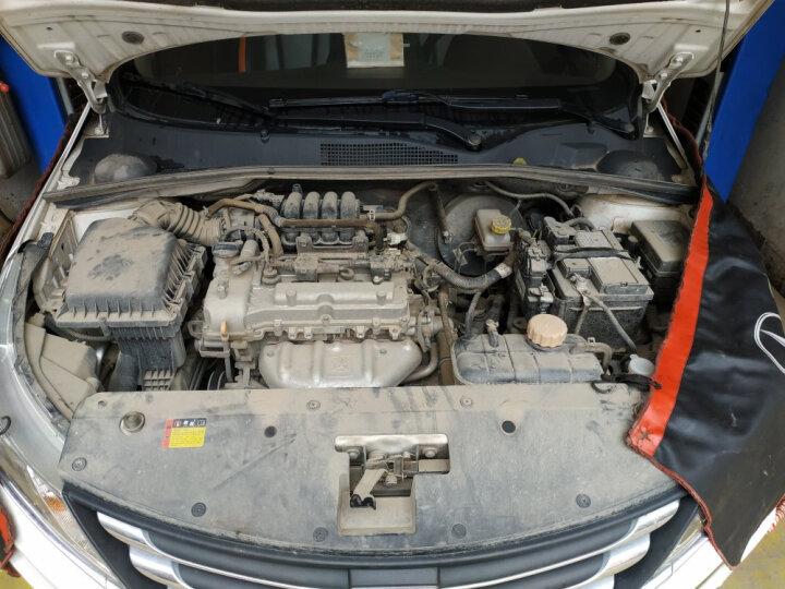 壳牌(Shell)蓝喜力合成技术机油 蓝壳Helix HX7 5W-40 SN级 1L 汽车用品 晒单图